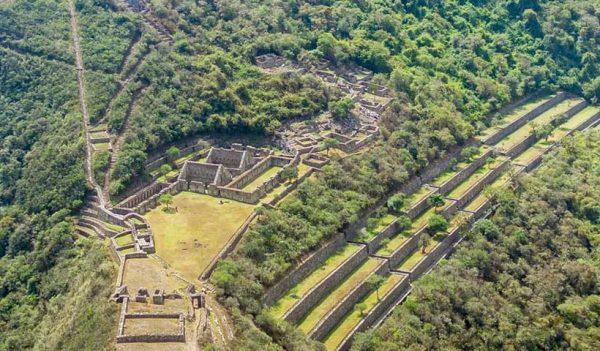 Tour a Choquequirao, el nuevo Machu Picchu