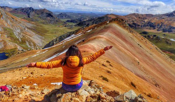 La nueva Montaña de los 7 colores: Yuracochas