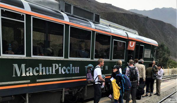 Inca Rail ofrece Servicio Bimodal por temporada de lluvias en Cusco y Machu Picchu