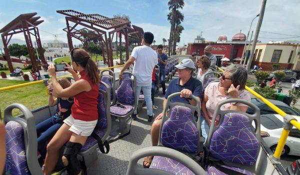 Recorridos turísticos gratuitos por el Callao: rutas de día y de noche