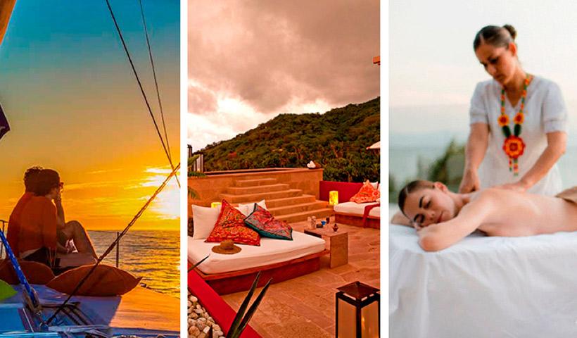 Las 4 mejores experiencias románticas en Riviera Nayarit