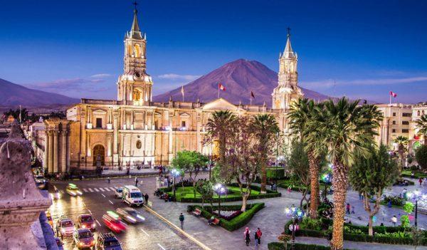 Tour Romántico en Arequipa