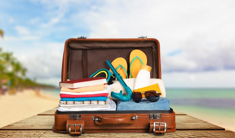 Trucos para conseguir hacer la maleta perfecta estas vacaciones