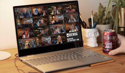 Lanzan el primer bar en línea en todo el mundo ante cuarentena