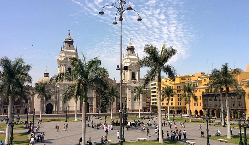 Tour Virtual por Lima: Visita Lima sin salir de casa