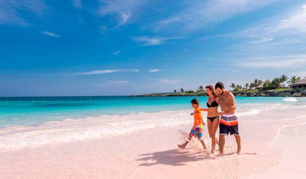 Vacaciones familiares en Punta Cana.