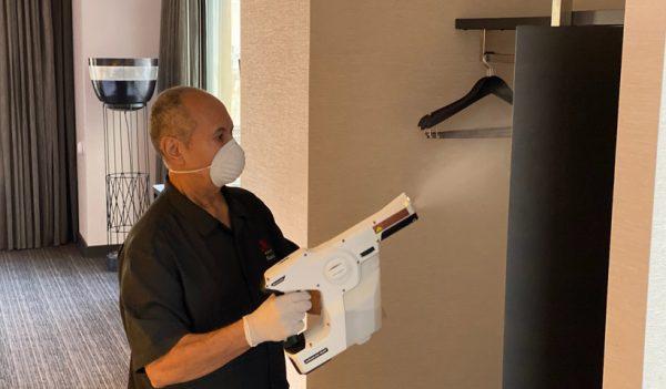 Marriott International lanza el Consejo de limpieza global para liderar en estándares de limpieza aún más altos en la era de COVID-19