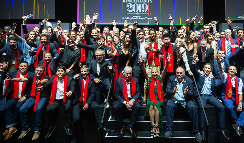 The World's 50 Best Restaurants 2020 se suspende