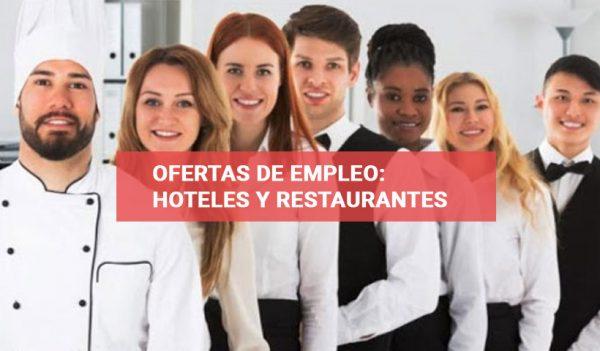 Ofertas de Empleos en Turismo, Hoteles y Restaurantes en Perú