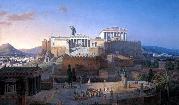 Descubre la impresionante Acrópolis de Atenas
