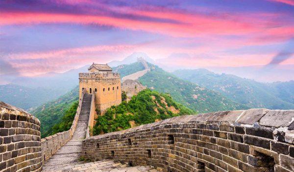 Viaja por la Gran Muralla China