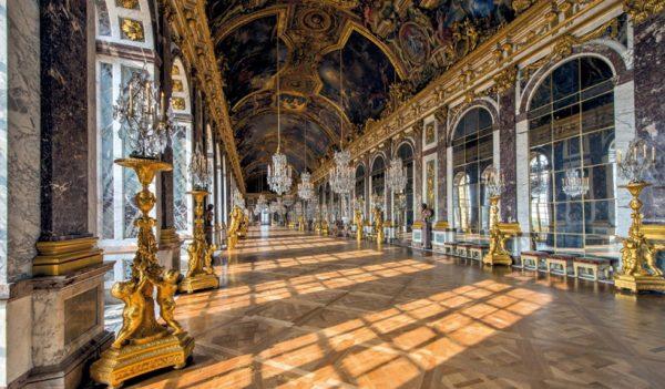 Visita el Palacio de Versalles