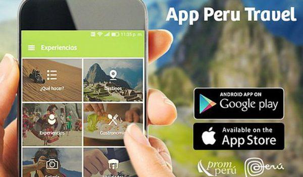 Viaja desde tu celular por el Perú