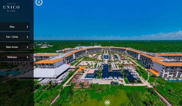 Turismo Virtual: visita un hotel de lujo