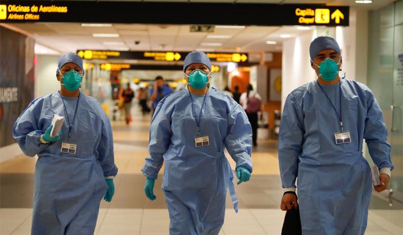 Medicos Aeropuerto Jorge Chávez
