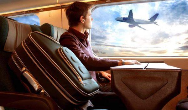 Volar en avión: medidas de protección y seguridad durante el vuelo