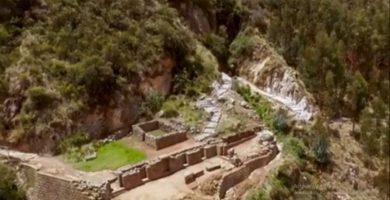 Visita el Complejo Arqueológico de Pomacocha