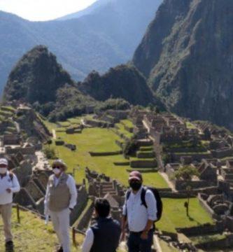 Machu Picchu recibirá 675 turistas por día