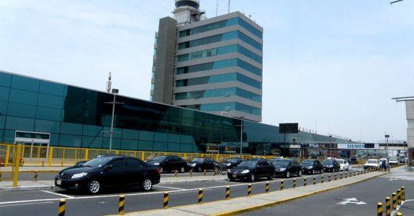 Parqueo vehicular en aeropuerto Jorge Chávez se pagará a través del celular