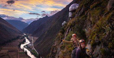Skylodge Adventure Suites, promociones para peruanos