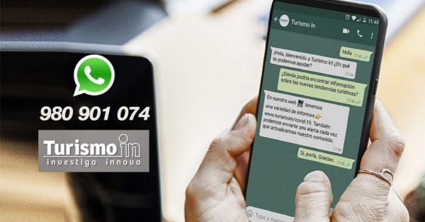 PromPerú implementa servicio de información turística vía WhatsApp