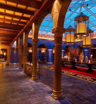 Palacio del Inka, a Luxury Collection Hotel – Cusco