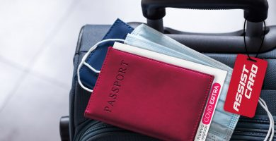 ASSIST CARD lanza COVID EXTRA