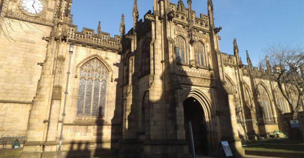 Catedral de Santa María, San Dionisio y San Jorge