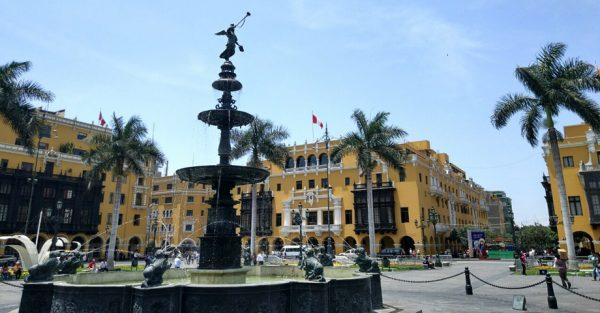Lima, recorridos turísticos