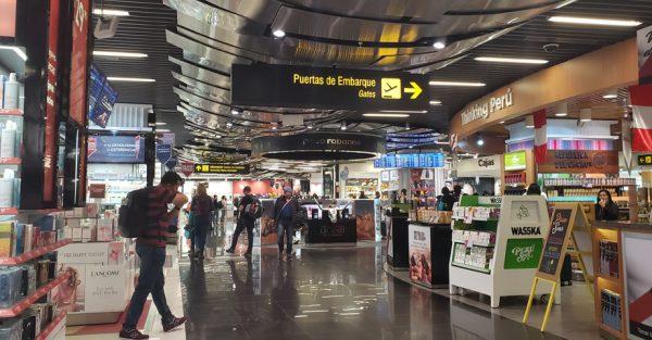 Empresas de travel retail en Perú
