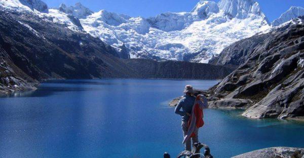 Turismo por las lagunas del Callejón de Huaylas