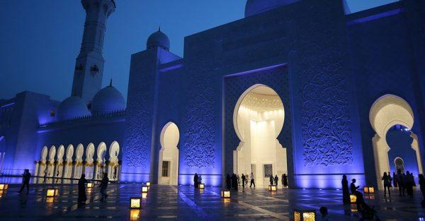 Turismo hacia Abu Dhabi