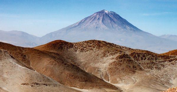 Volveremos a viajar, Arequipa