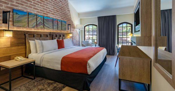 Hoteles de GHL en Perú muestra sus habitaciones SAFEGUARD