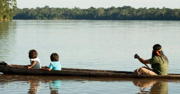 Cuencas Sagradas: Perú y Ecuador