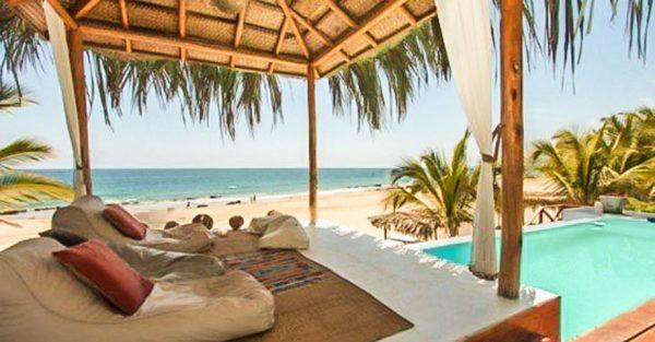 ¿Alquilar una casa de campo o playa?