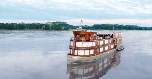 Crucero de Lujo en Perú por el Río Amazonas