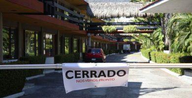 Crisis en hoteles por coronavirus