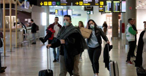 Reinicio de los vuelos internacionales en Perú