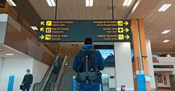 Países a los que podras realizar vuelos internacionales