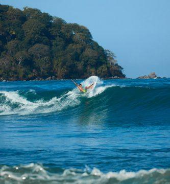 Surf en la Riviera Nayarit de México