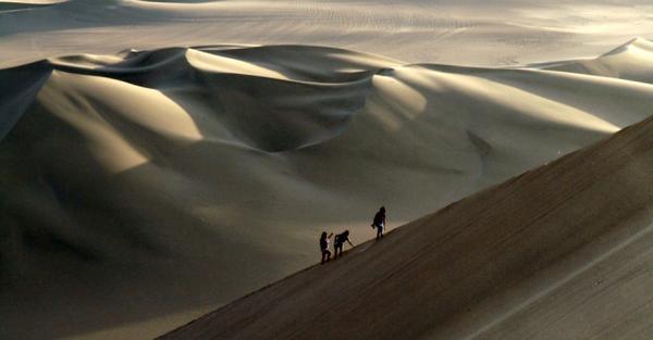 Desiertos de la costa peruana