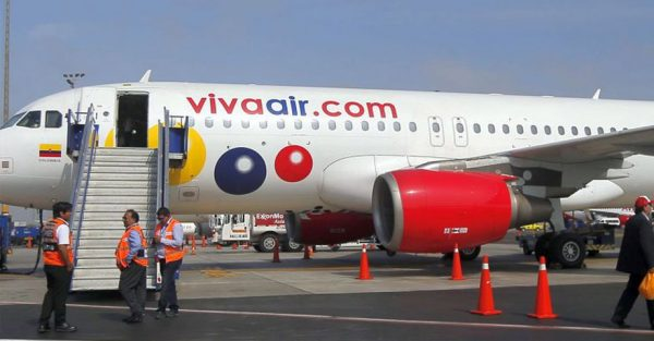 Viva Air inicia vuelos internacionales
