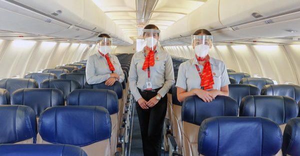 Volar durante la pandemia con Star Perú