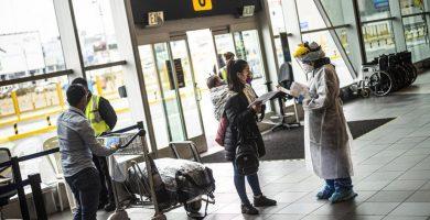 Vuelos Internacionales desde el Aeropuerto en Pandemia