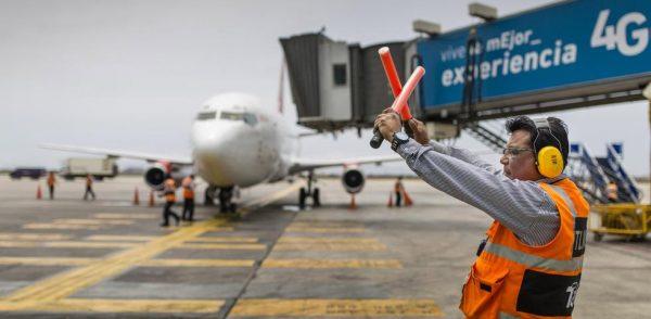 Vuelos internacionales se reanudan en Perú