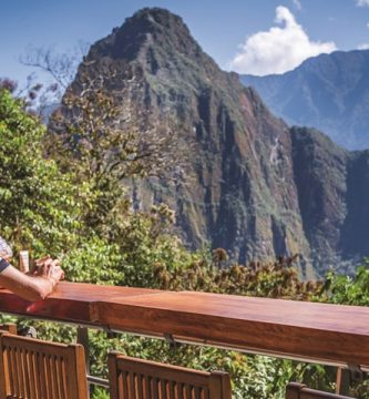 Belmond Sanctuary Lodge en Machu Picchu