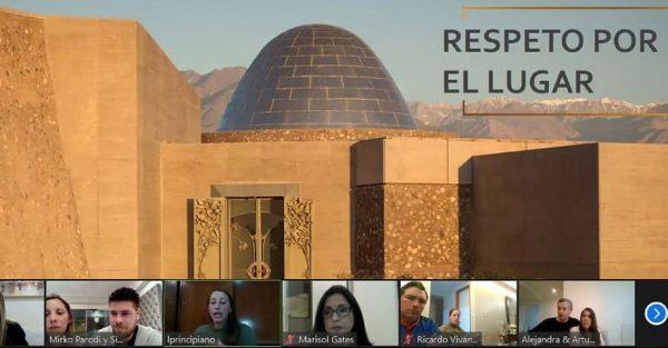 Experiencias virtuales en Perú