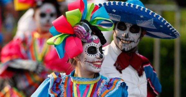 Viaja a México y participa en el Día de Muertos