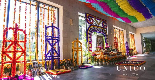 UNICO 20°87° Hotel Riviera Maya celebra el Día de Muertos